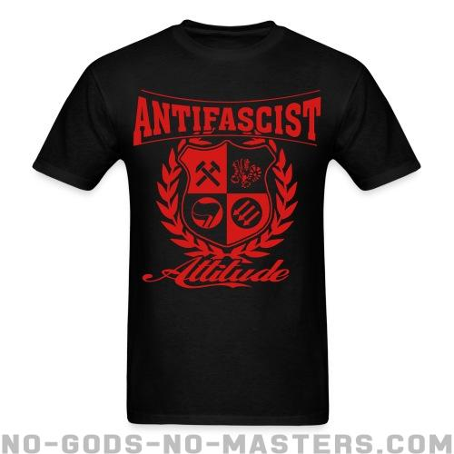Antifascist attitude - Anti-fascist T-shirt