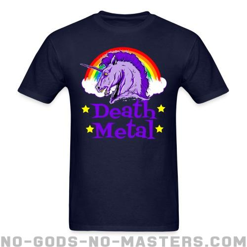 Death Metal Unicorn - Funny T-shirt