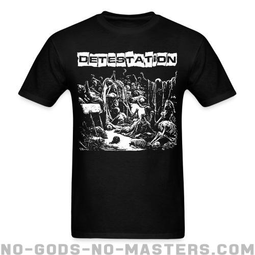 Standard t-shirt (unisex) Detestation -