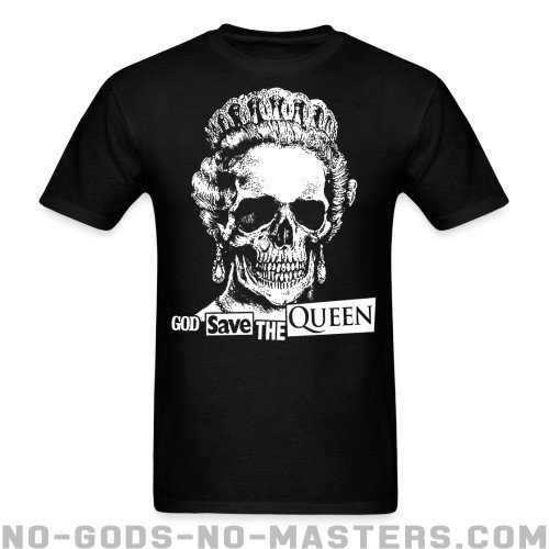 God save the Queen - Punk T-shirt