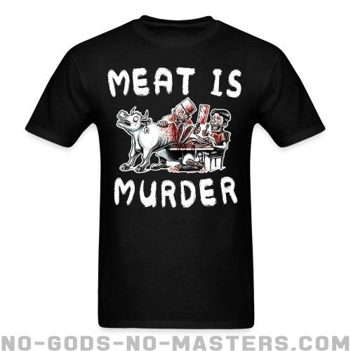 Meat is murder - Animal Liberation T-shirt