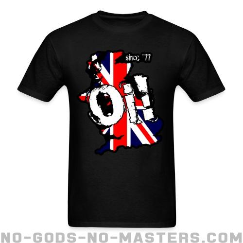 T-shirt ♂ Oi! since \'77 - Punks & subcultures