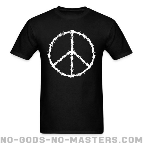 Peace - Anti-war T-shirt