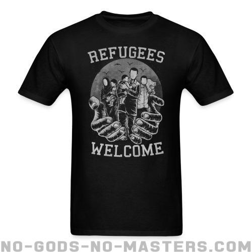 Refugees Welcome - Anti-war T-shirt