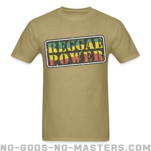 Reggae power - Ska T-shirt