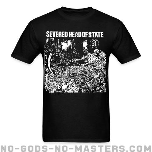 Standard t-shirt (unisex) Severed Head Of State -