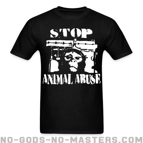 Stop animal abuse - Animal Liberation T-shirt