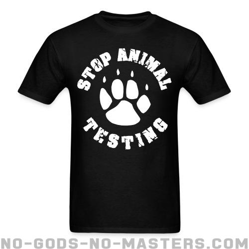 Stop animal testing - Animal Liberation T-shirt