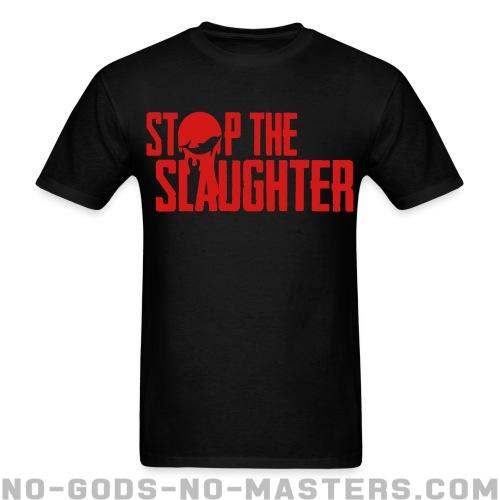 Stop the slaughter - Animal Liberation T-shirt