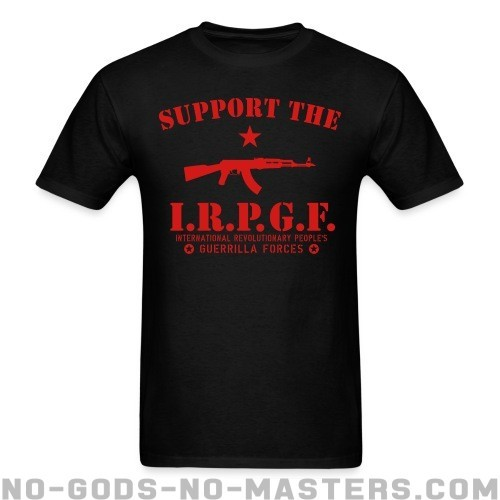 Support the IRPGF - Rojava T-shirt