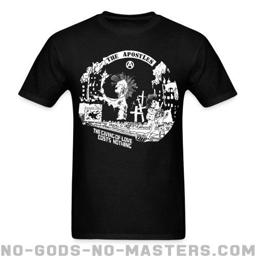 The Apostles - The giving of love costs nothing - Band Merch T-shirt