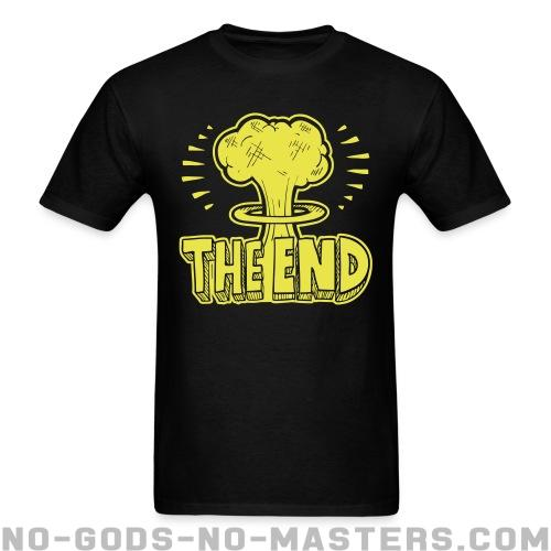 The end - Anti-war T-shirt