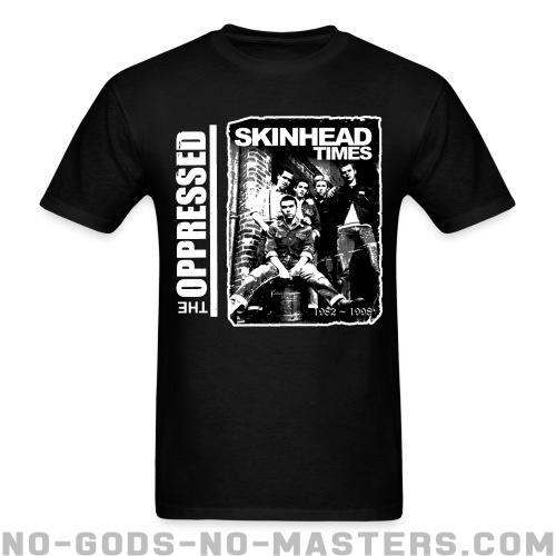 The Oppressed - Skinhead times - Band Merch T-shirt