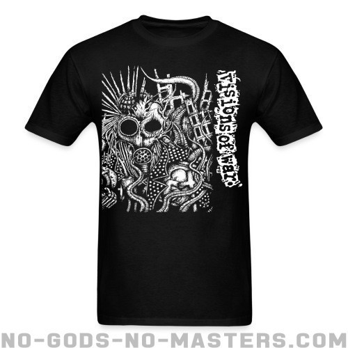 Visions Of War - Band Merch T-shirt