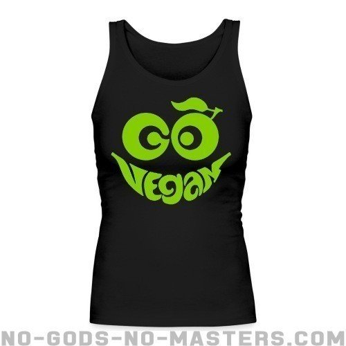 Go vegan - Animal Liberation Women tank tops