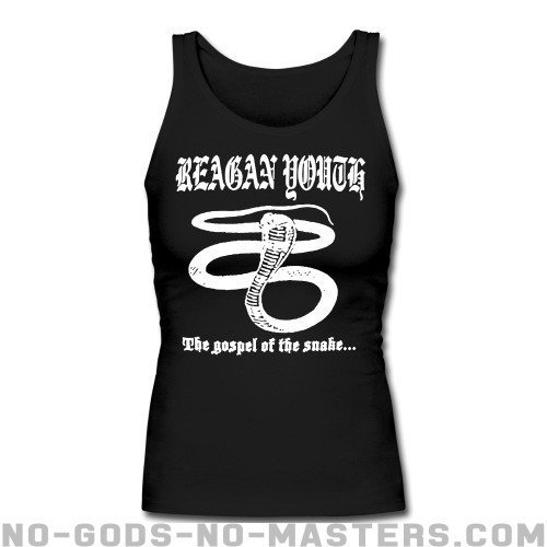 Reagan Youth - The gospel of the snake - Band Merch Women tank tops