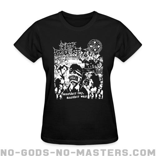 Anti-Product - Another day, another war! - Band Merch Women T-shirt