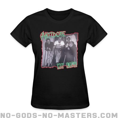 Band Merch Women T-shirt