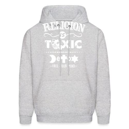 Religion is toxic - Detox free your mind