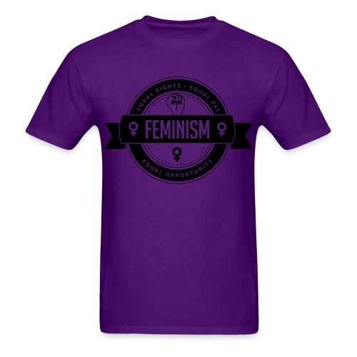 Feminism - Equal rights equal opportunity