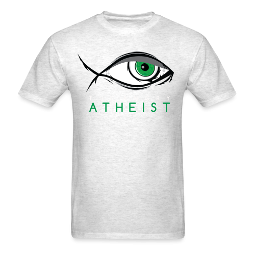 The angry atheist