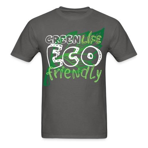 Green life eco friendly