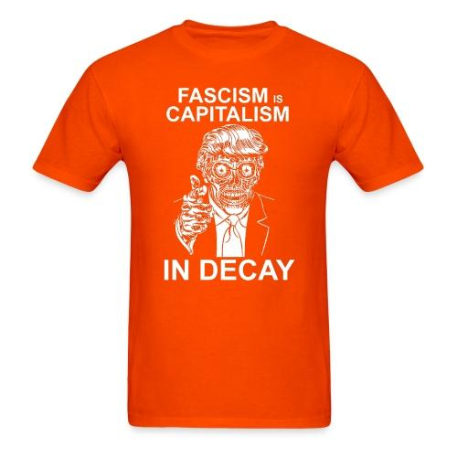 Fascism is capitalism in decay