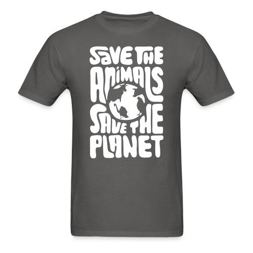 Save the animals, save the planet