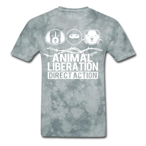Animal liberation direct action