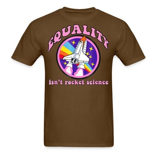 Equality isn't rocket science