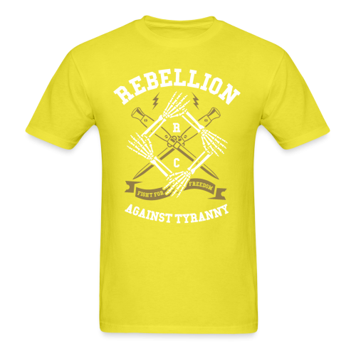 Rebellion against tyranny - Fight for freedom