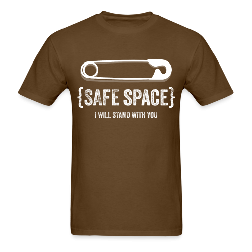 Safe space - I will stand with you