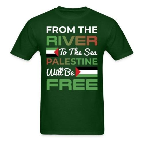 From the river to the sea, Palestine will be free