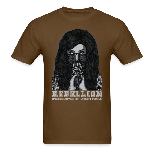 Rebellion - hardcore apparel for hardcore people