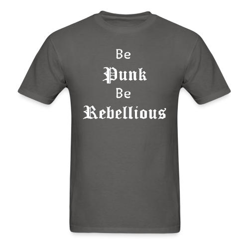 Be Punk Be Rebellious