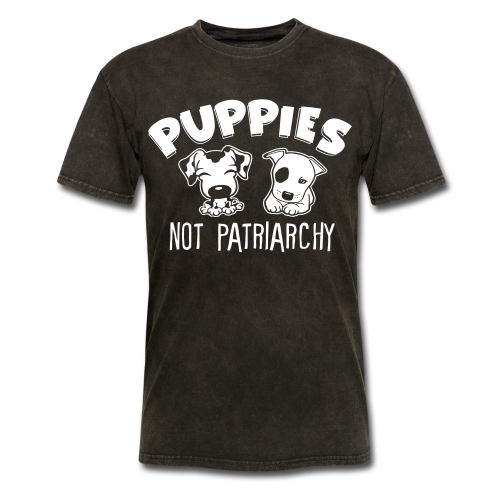 Puppies not patriarchy