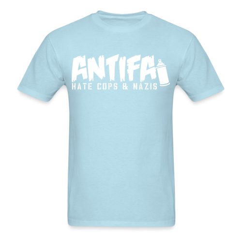 Antifa. Hate cops & nazis